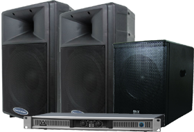 Amplifier, Speakers & Sub Packages available at SmartDJ.com
