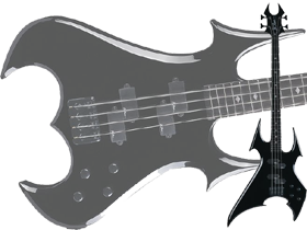 BC Rich Bass Guitars at SmartDJ.com