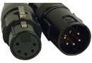 5-Pin XLR Connectors