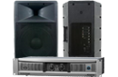Amplifier, Speakers & Sub Packages