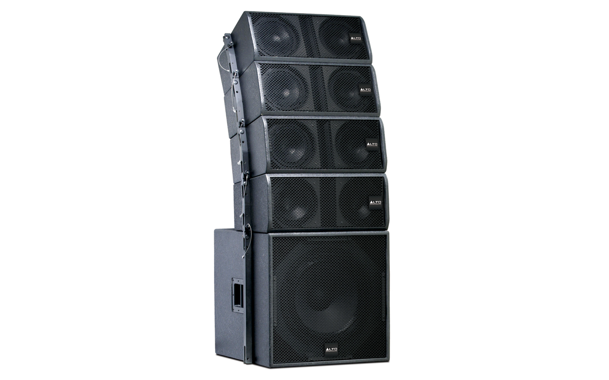 Alto Professional Sxa Sat Hd Tourmax Sxa28p Steel Speaker