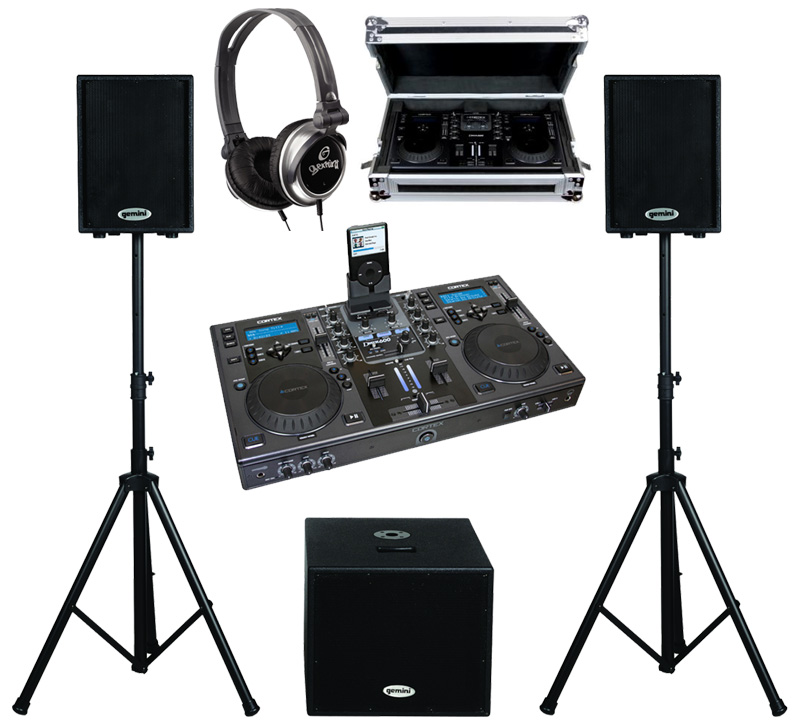 10 Subwoofer package