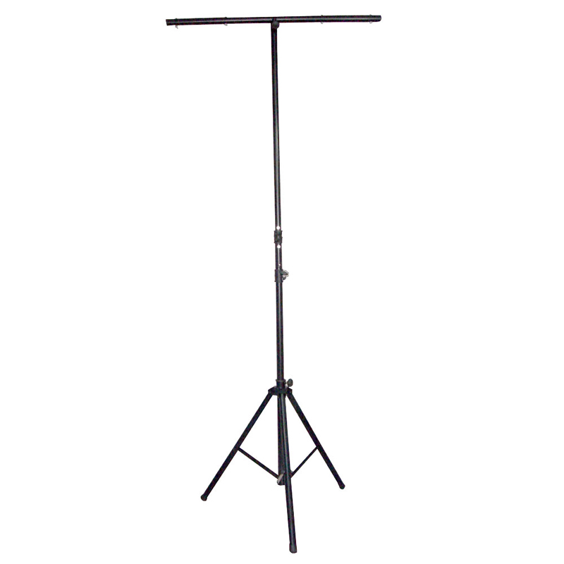 Pyle pro ppls206 heavy duty steel construction dj lighting for Construction stand