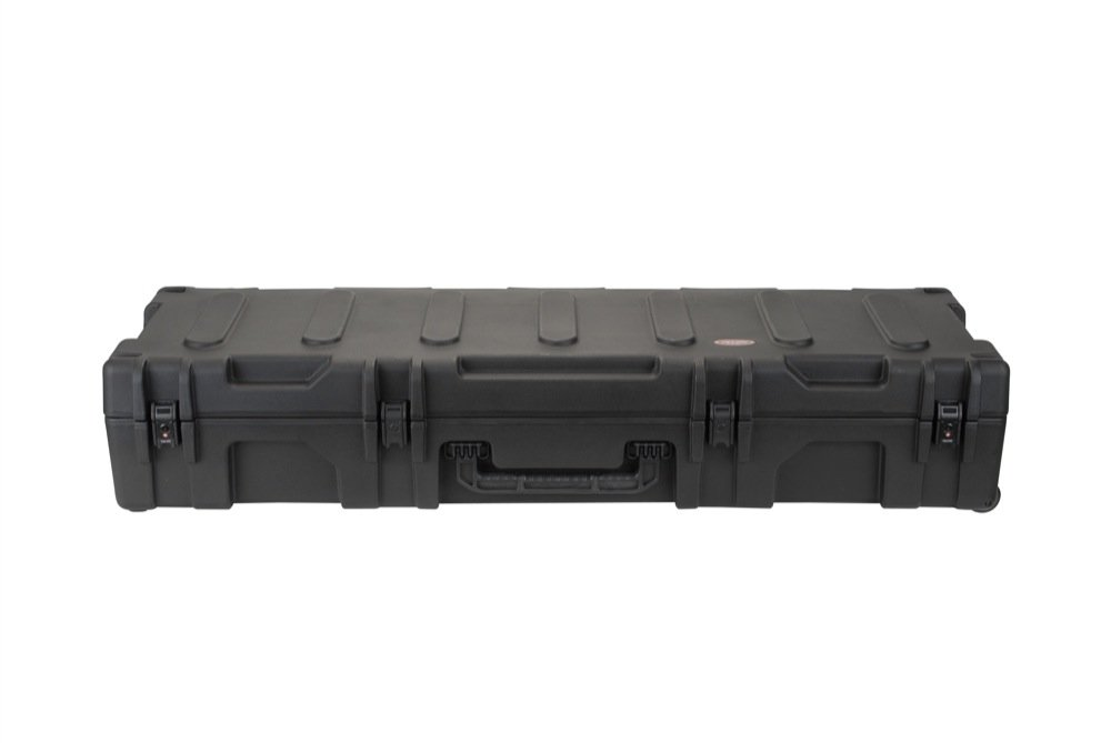 Skb 1r6218wy 88 note narrow keyboard case w wheels for for Yamaha cp5 price