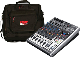 DJ Mixer & Cases