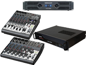 Mixer & Amplifiers