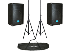 10 Inch Speakers & Stands here at SmartDJ.com
