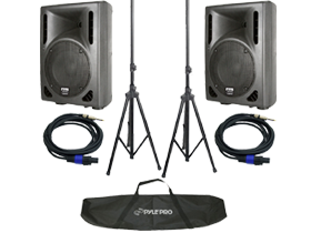 8 Inch Speakers & Stands here at SmartDJ.com