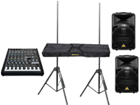 DJ Systems DJ Mixers and Speakers
