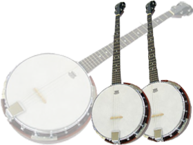 High quality Banjos only here at SmartDJ.com