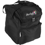 Arriba AC160 Starball & Centerpiece Padded Carrying Case (DJ Mystic Sunray II UV Wash) AC-160