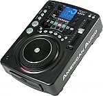 American Audio CDI 500 MP3 Pro Audio DJ Jog Wheel Digital Scratch MP3 CD Player