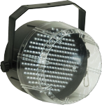 American DJ FLASH SHOT DMX High Powered 234 LED Strobe Light