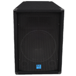 Gemini GT-1204 12-inch 100 Watt 2-Way PA Speaker