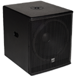 gemini gvx sub15p powered 15 inch dj subwoofer gvx sub15p. Black Bedroom Furniture Sets. Home Design Ideas