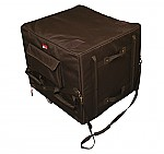 Gator Cases G-SUB2225-24BAG Sub Woofer Nylon Bag w/ Built-In Casters Fits Subs By Cerwin Vega JBL Mackie & Many More