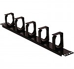 Gator Cases GE-1U-CBLMNGPL Molded Cable Management 1U