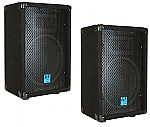"Gemini GT-1004 (2) Pro Audio DJ 10"" Passive 720 Watt PA Speaker / Monitor Pair Package"