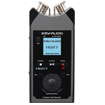 iKey Audio HDR7 Portable Field Recorder with Condenser Microphones