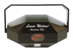 American DJ LASER WIDOW Portable Battery Powered Laser Light