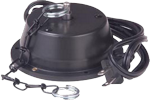 American DJ M-AC8 Mirror Disco Ball 6 PRM Electric Motor