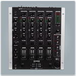 Gemini PS-828EFX Professional 4-Channel Stereo Mixer with Effects