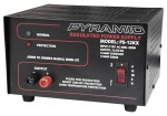 Pyramid PS12KX 10 Amp 250 Watts Power Supply with LED Condition Indicators
