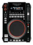 American Audio RADIUS 1000 Pro DJ CD MP3 Player W/ Jog Wheel