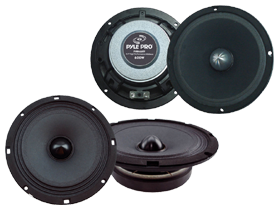 Pro Audio 6.5 Inch PA Speaker Replacements