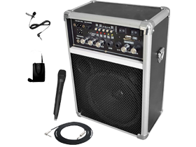 Pro Audio Portable PA Speakers only here at SmartDJ.com