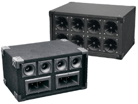 Pro Audio Tweeter Boxes