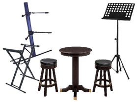 Instrument Stands & Hardware
