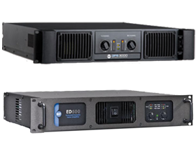 Welcome to RCF Power Amplifiers at SmartDJ.com