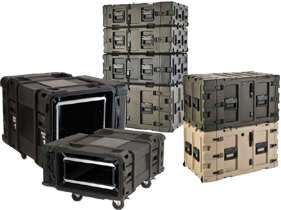 Stackable Rack Cases