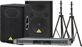 Speakers & Amplifiers