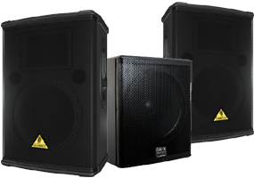 Speakers & Subs