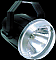 American DJ BIG SHOT 45 Watt Compact Strobe Lamp Light