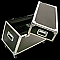 Elation DRC 250 DS Design Spot Dual Road Case