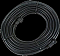 American DJ RAINBOW DC100 Tube 100 Foot Data Extension Cable