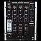 Gemini PS-626USB Professional 3-Channel Stereo Mixer with USB