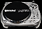 Gemini TT-1000 Belt Drive DJ Turntable with Cartridge