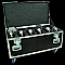 Elation DRC-IMPRESSION 6-Pack Road Case for Impressions
