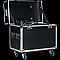 Elation DRCPLAT Dual Road Case for Platinum Spot 5R