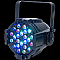 Elation EEL507 ELED PAR RGB LED with Zoom Par Can