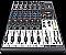 Behringer 1204USB USB/Audio Interface with XENYX Mic Preamps &amp; Compressors and 12-Input 2/2-Bus Mixer