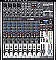 Behringer X1622USB Premium 16-Input 2/2-Bus Mixer with XENYX Mic Preamps & Compressors, British EQs, 24-Bit Multi-FX Processor and USB/Audio Interface