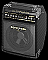 "Behringer BXL450 45-Watt 2-Channel Bass Amplifier with Original BUGERA 10"" Speaker and FBQ Spectrum Analyzer"