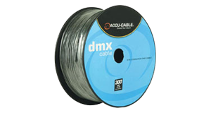 Accu Cable DMX Lighting Cables