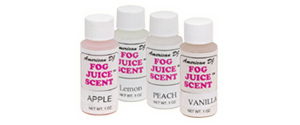 American DJ Fog Machine Juice Scents