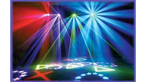 American DJ Complete Lighting Systems